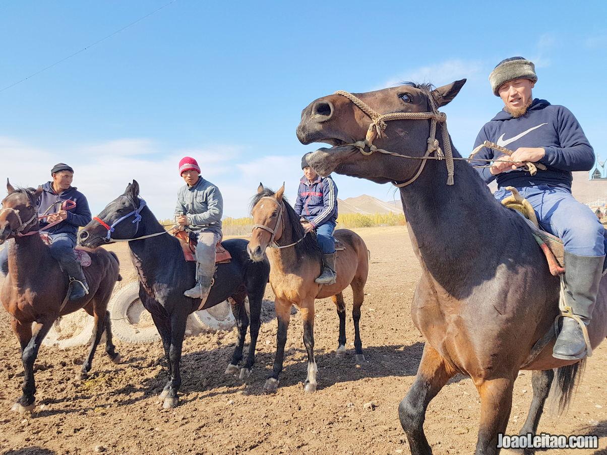 Visitar Talas Quirguistão