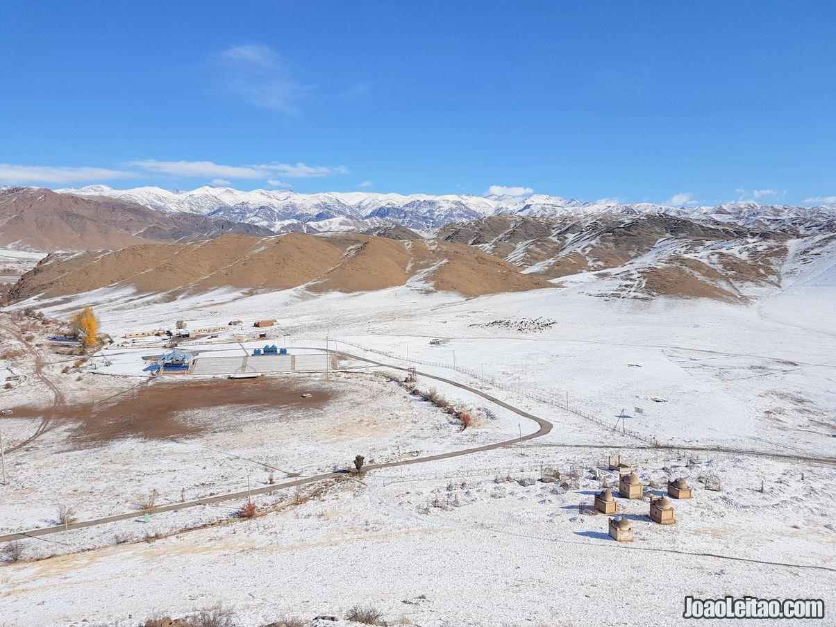 O que fazer em Talas no Quirguistão 5