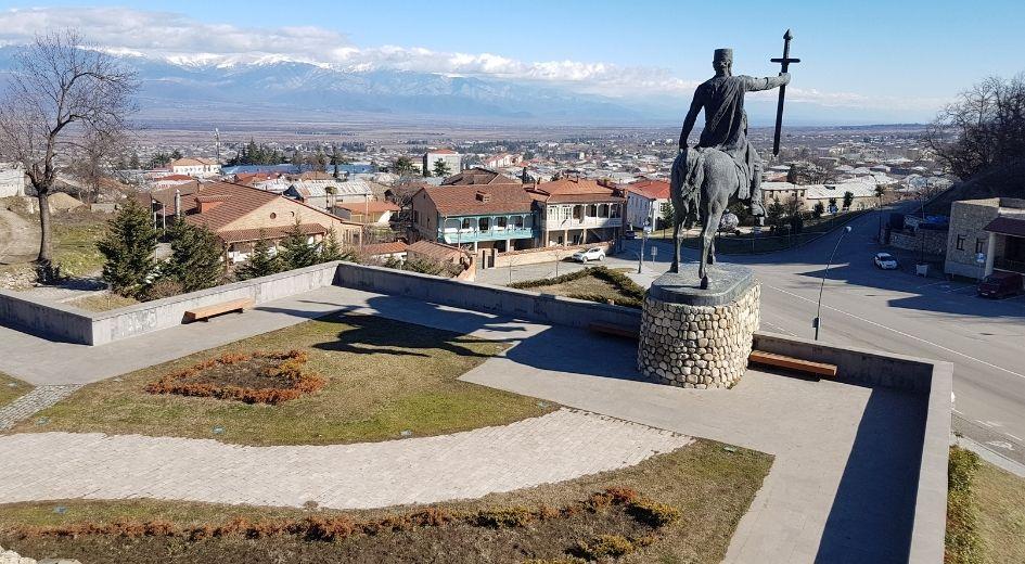Visitar Telavi Geórgia