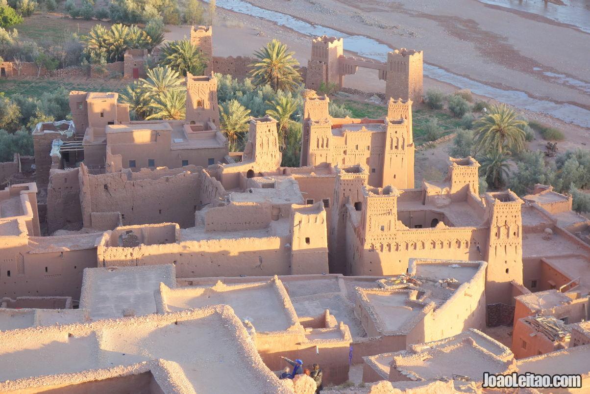 Ksar Ait Benhaddou Marrocos