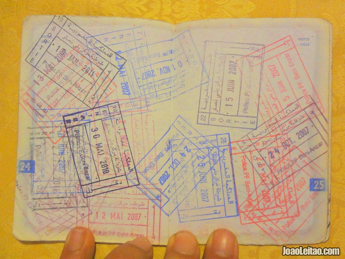 Como fazer o visto para Marrocos