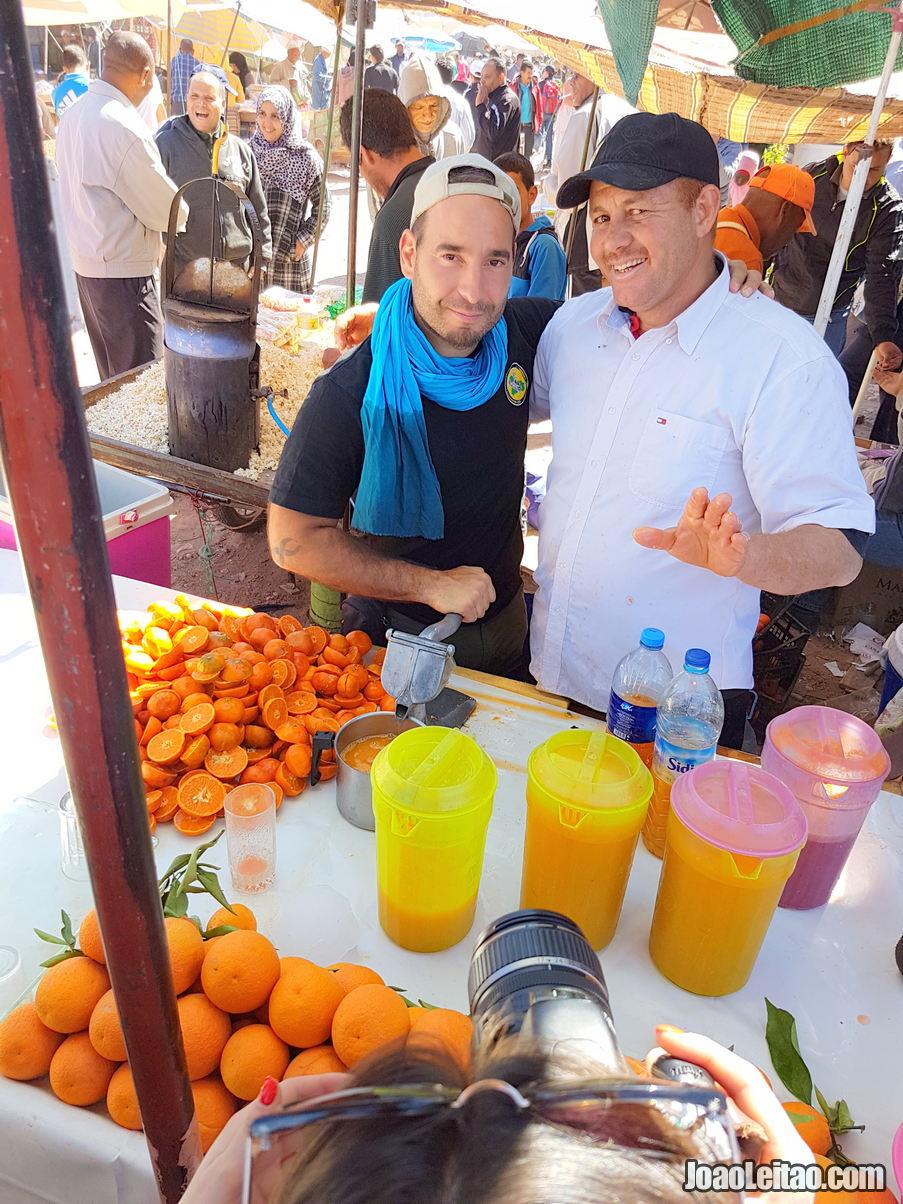 Viajar em Marrocos • Guia de Viagem 2