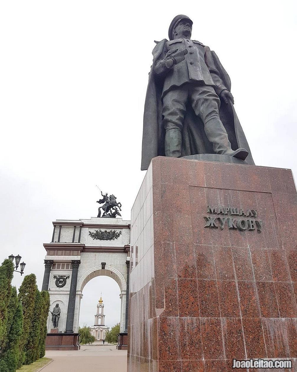 Locais UNESCO na Russia