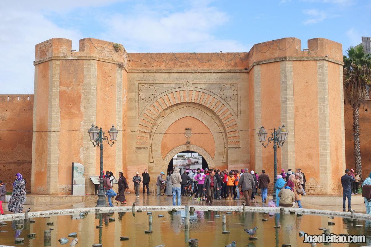 Locais UNESCO em Marrocos 1