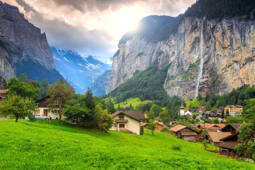 Ideias de roteiros na Suíça