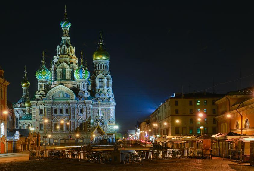 Melhores atrações de São Petersburgo