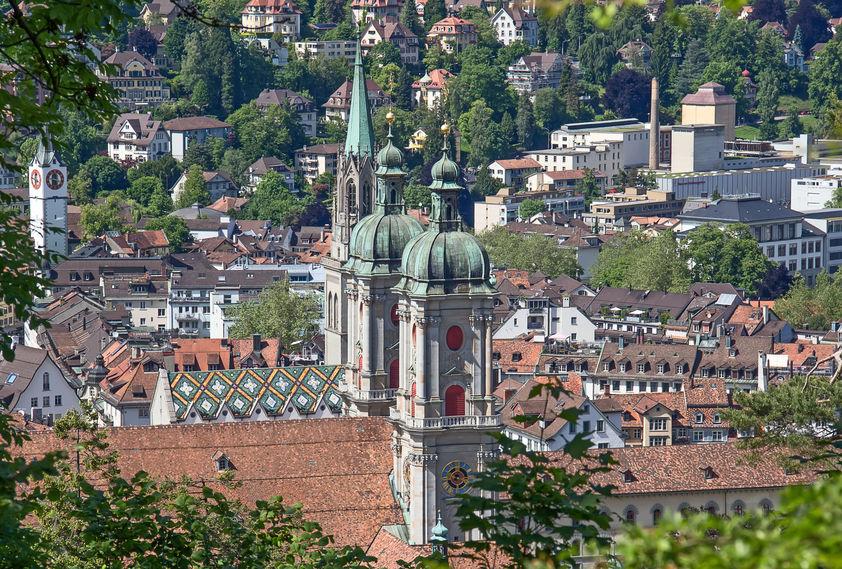 São Galo Suíça
