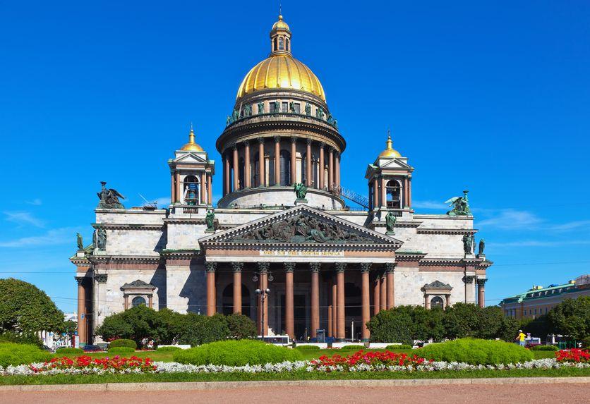 O que visitar em São Petersburgo Rússia