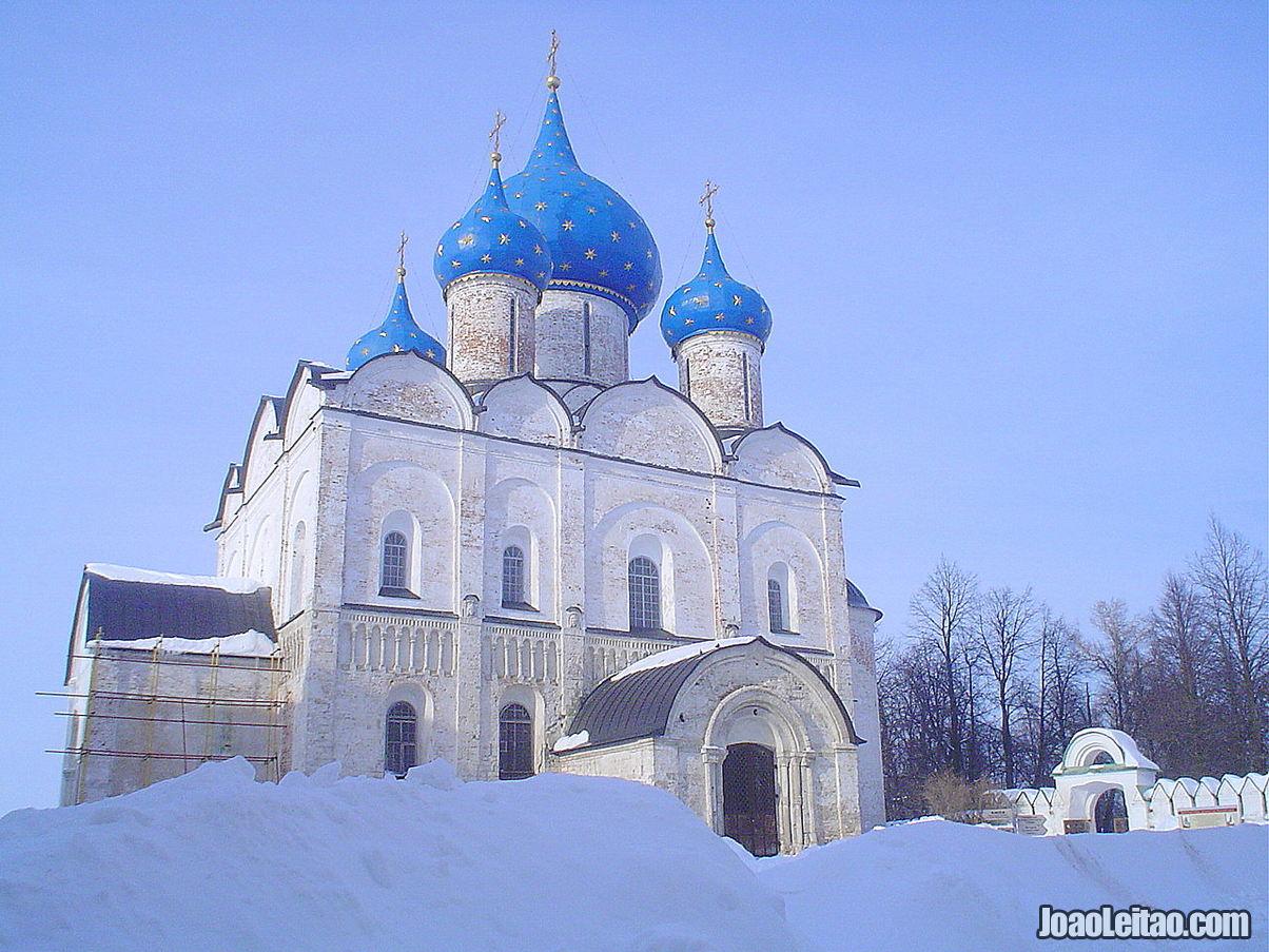 Turismo em Suzdal