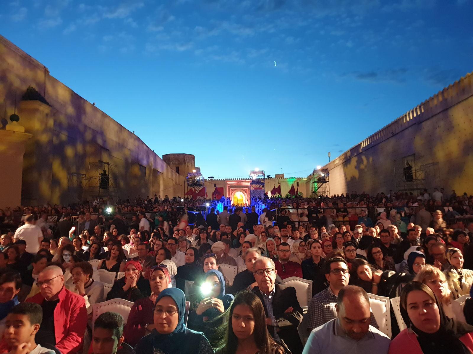 Festival de Fez de Música Sagrada • Marrocos 2