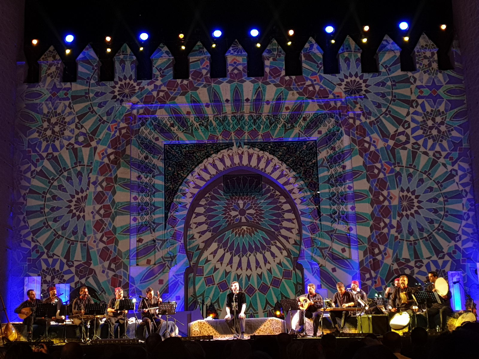 Festival de Fez de Música Sagrada em Marrocos