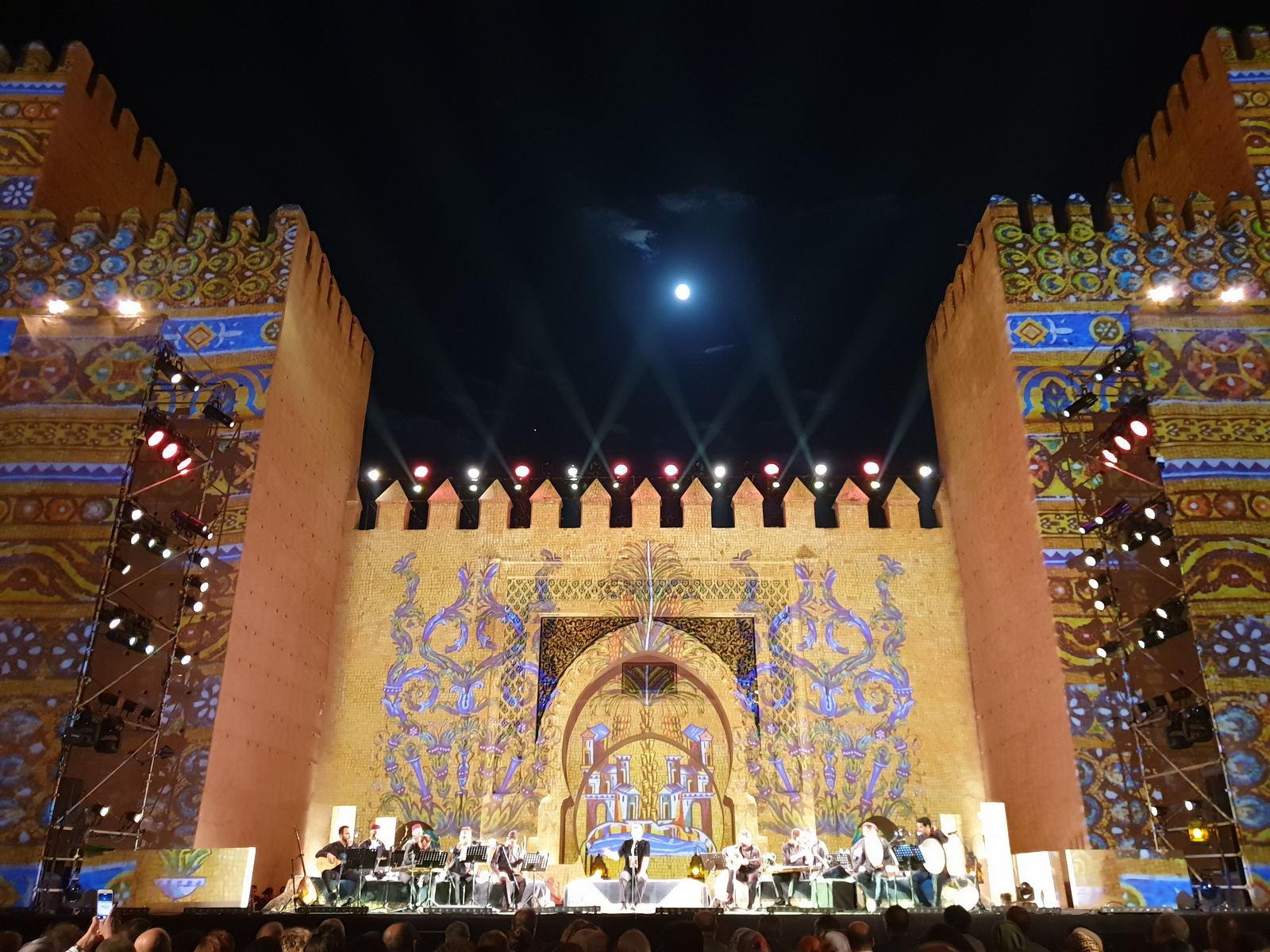 Festival de Fez de Música Sagrada • Marrocos 1