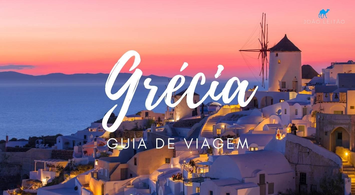 Grécia Guia de Viagem