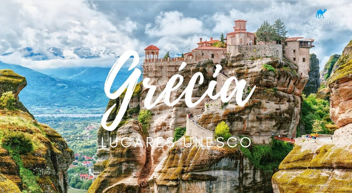 Grécia Lugares Unesco