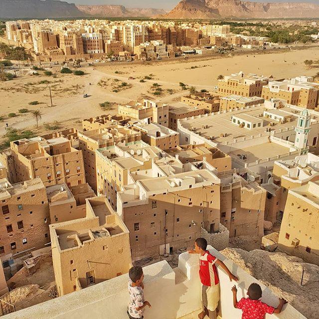 Melhores destinos para visitar o Iémen