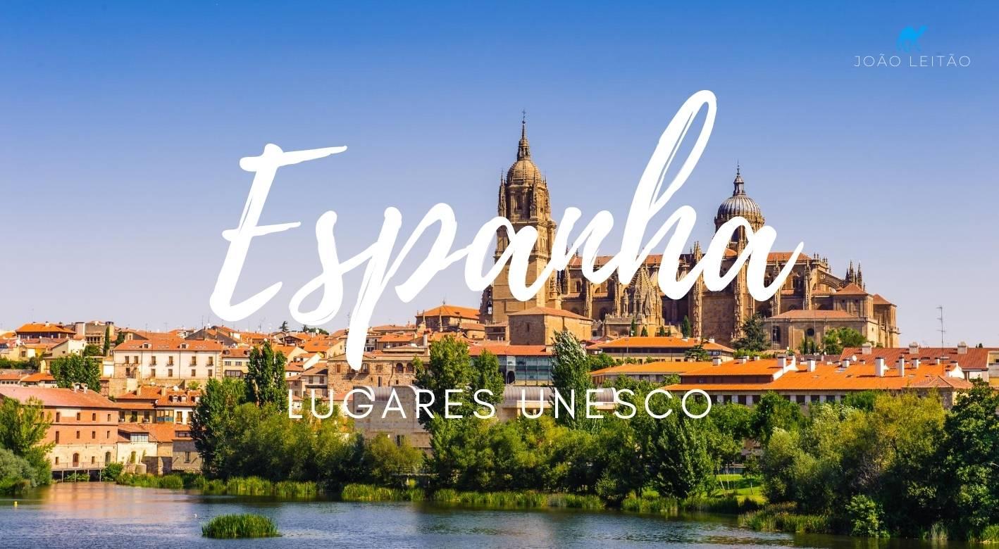 Locais UNESCO em Espanha