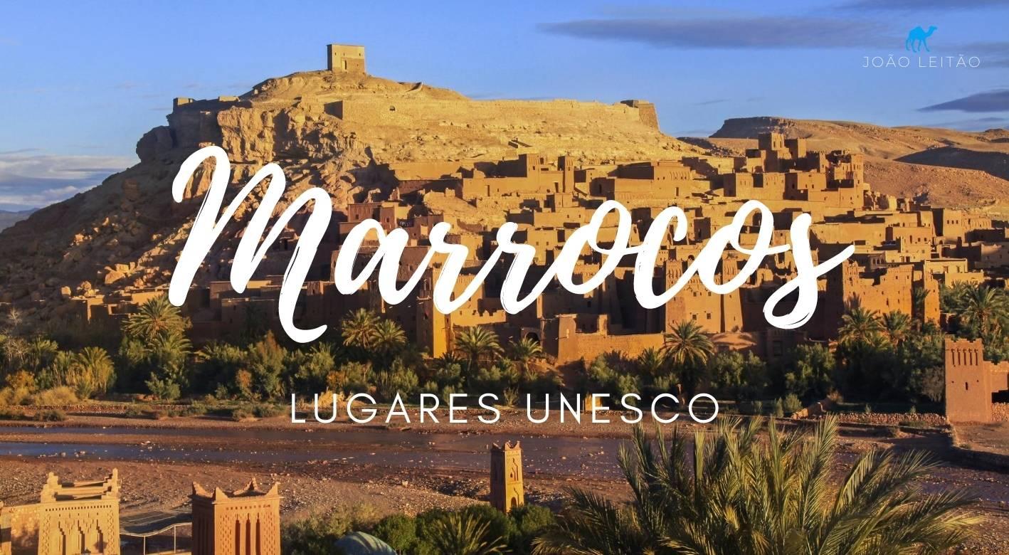 Locais UNESCO em Marrocos