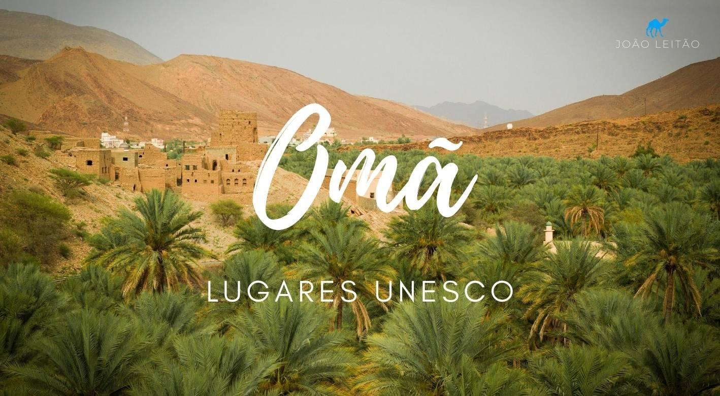 Locais UNESCO em Omã