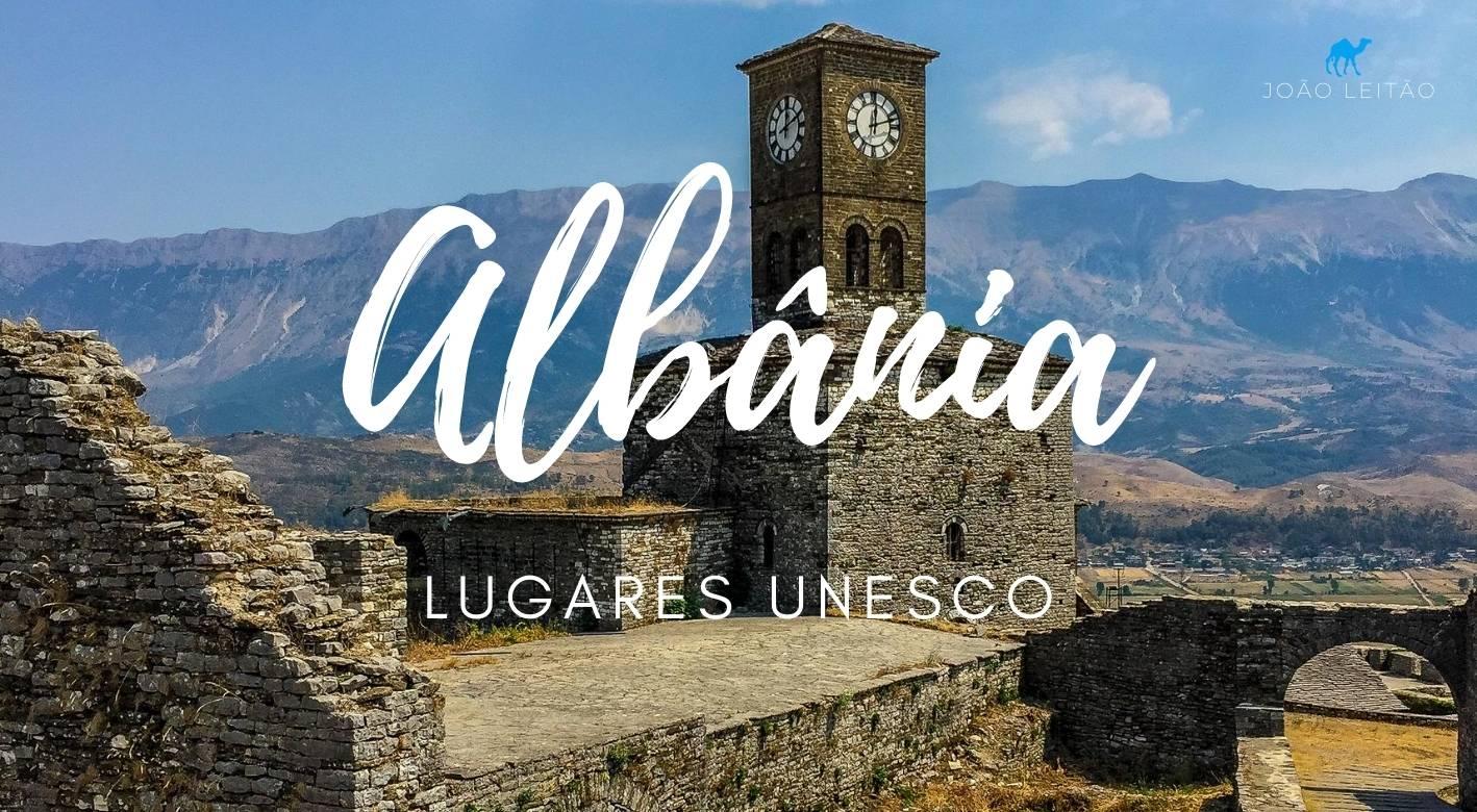 Locais UNESCO na Albânia