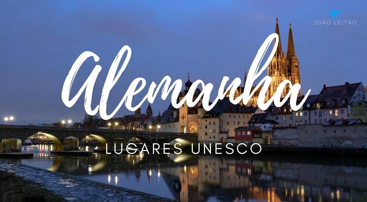 Locais UNESCO na Alemanha