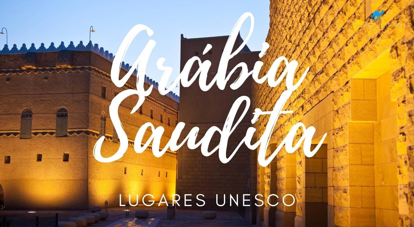 Locais UNESCO na Arábia Saudita