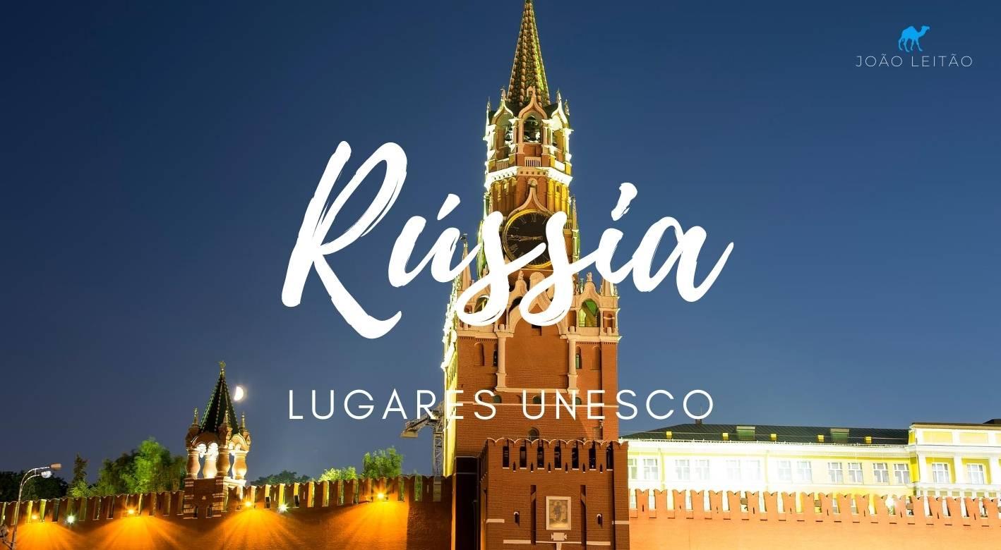Locais UNESCO na Rússia