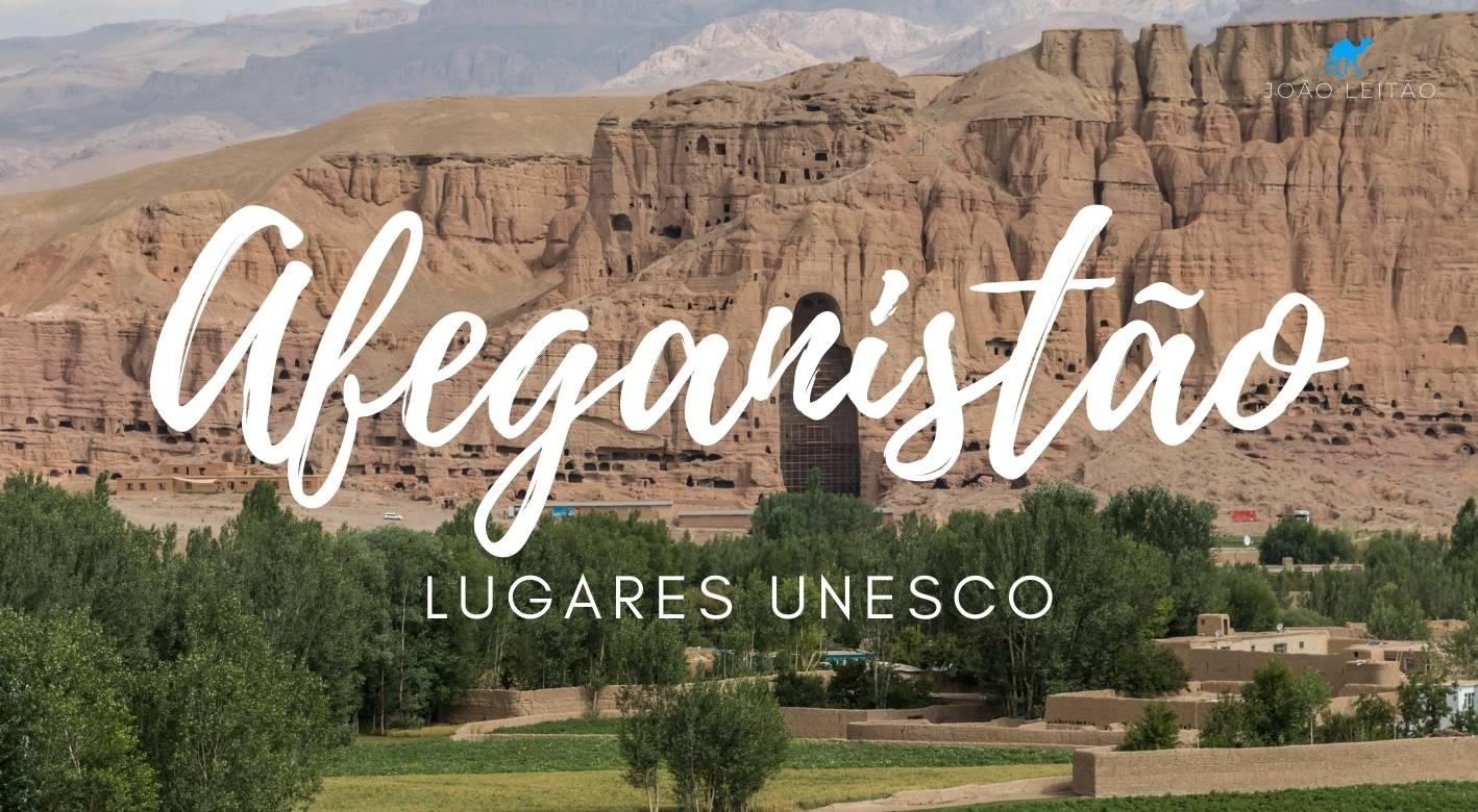 Locais UNESCO no Afeganistão