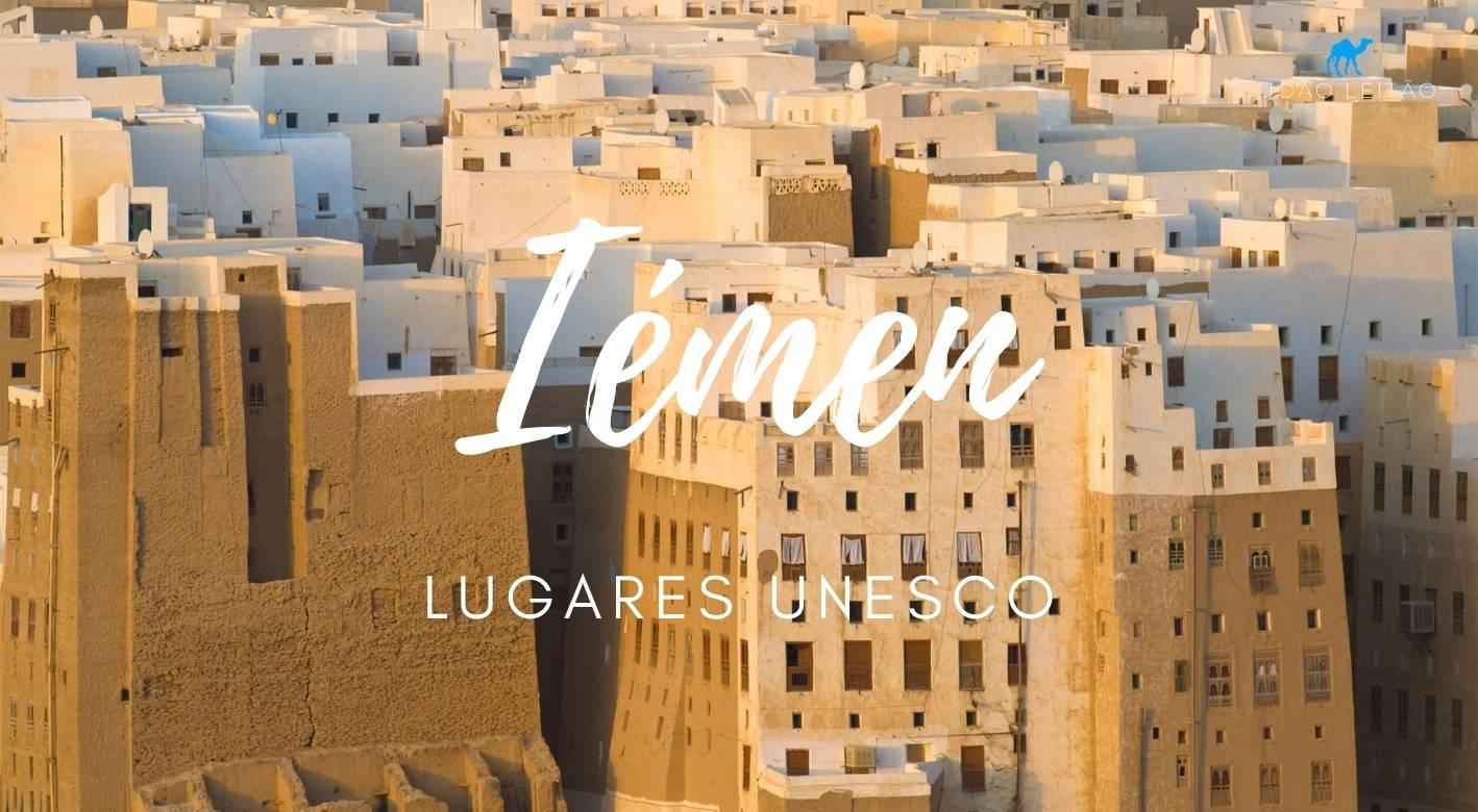 Locais UNESCO no Iémen
