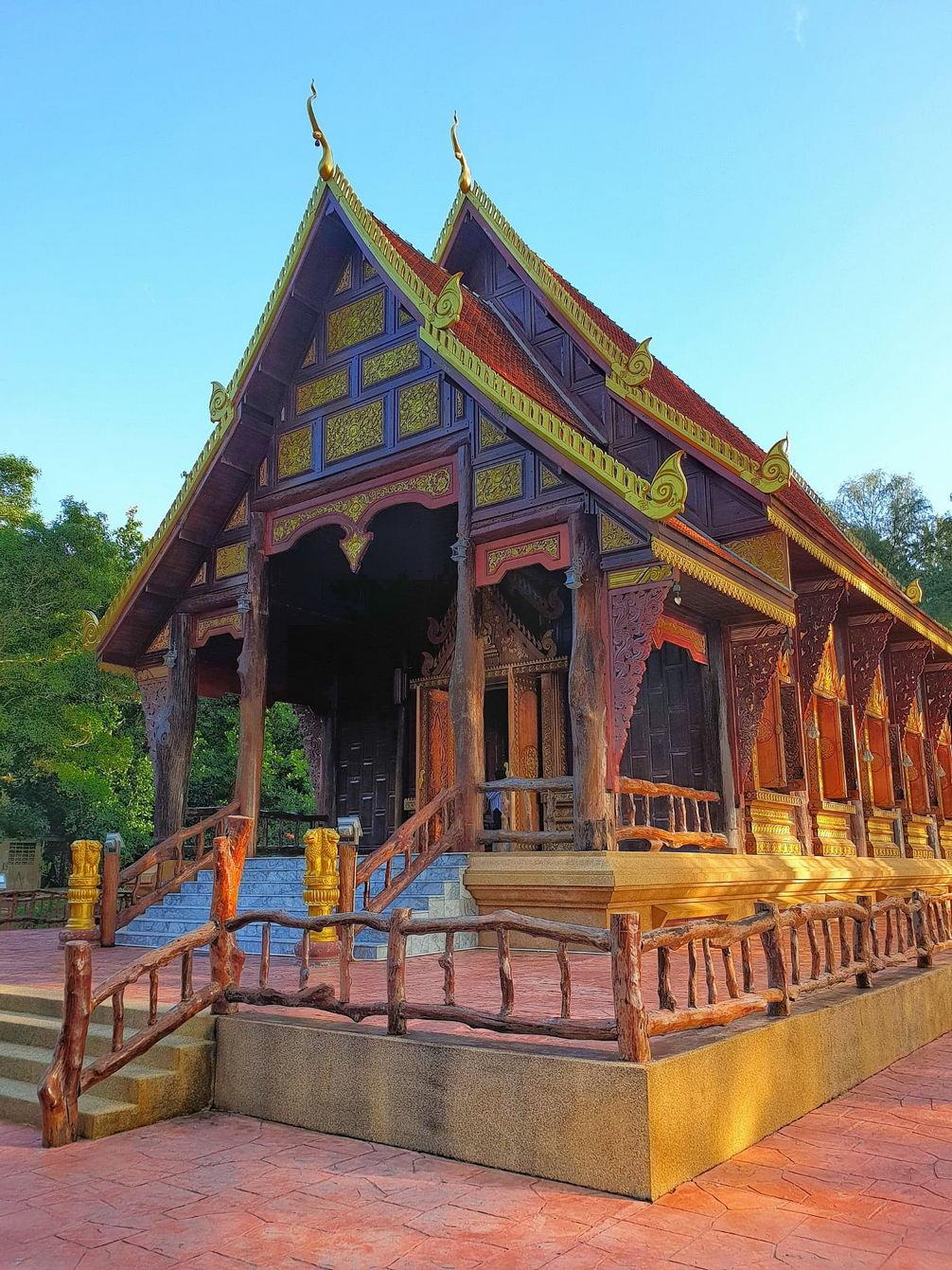 Mosteiro Tesdhammanava