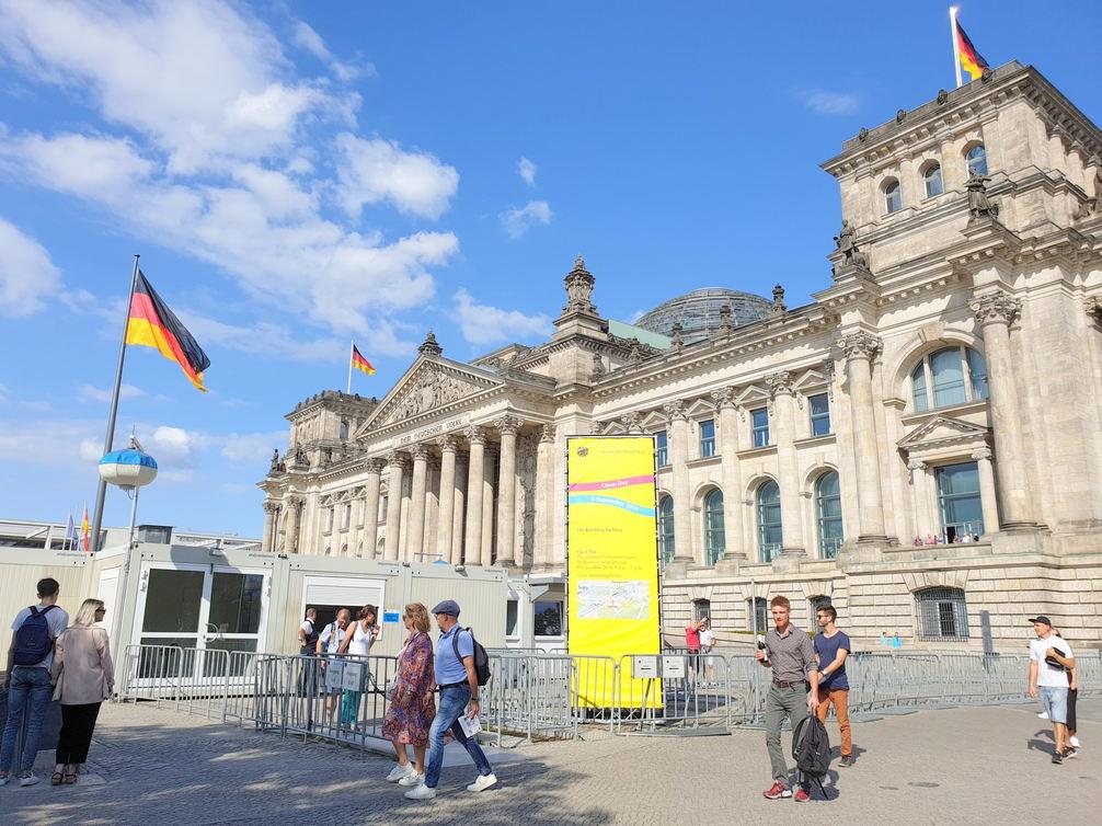 Viajar na Alemanha