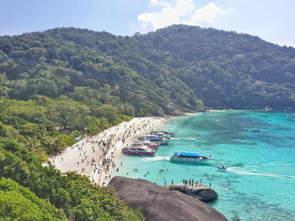 Viajar na Tailândia