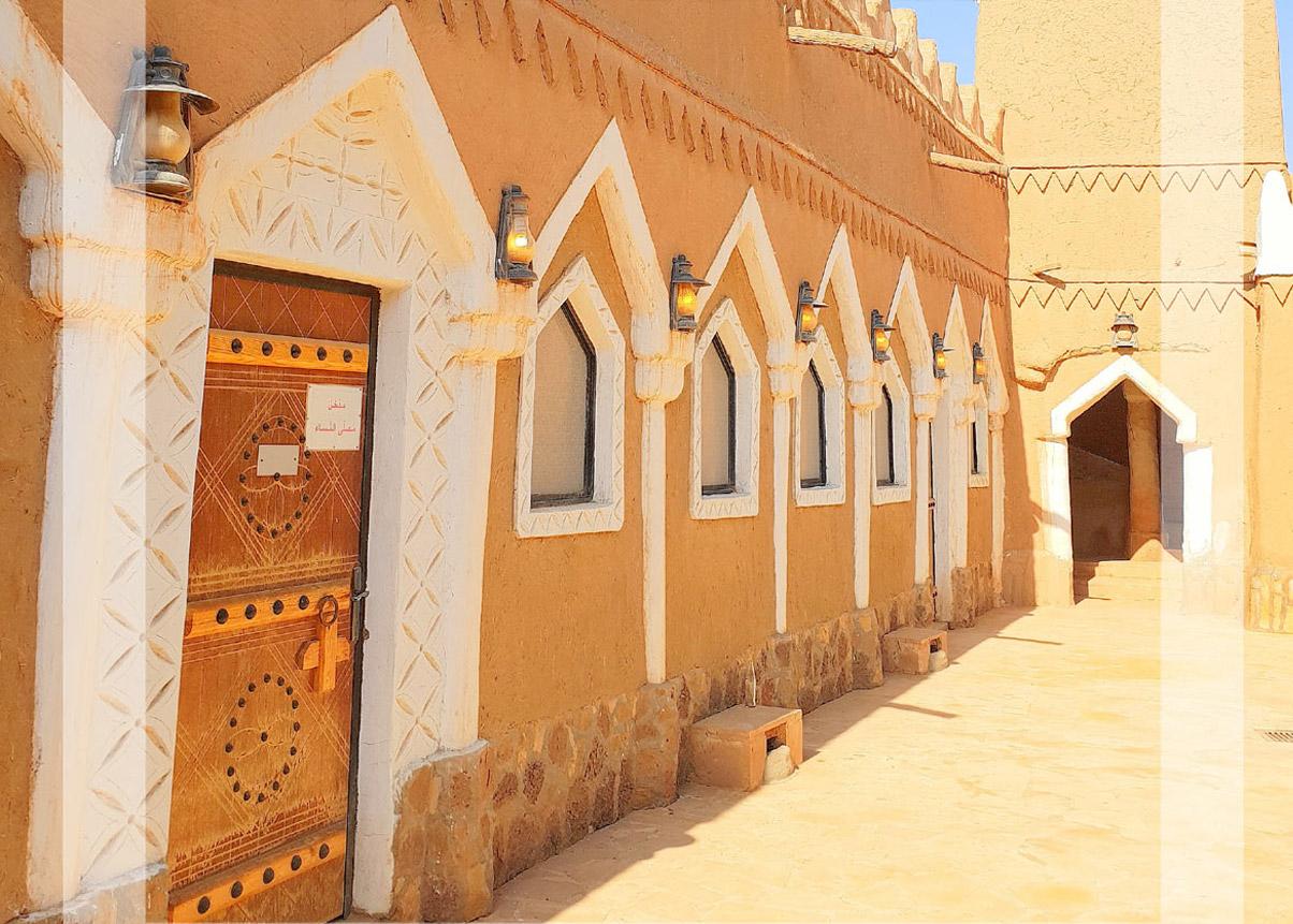As mais belas aldeias de barro na Arábia Saudita