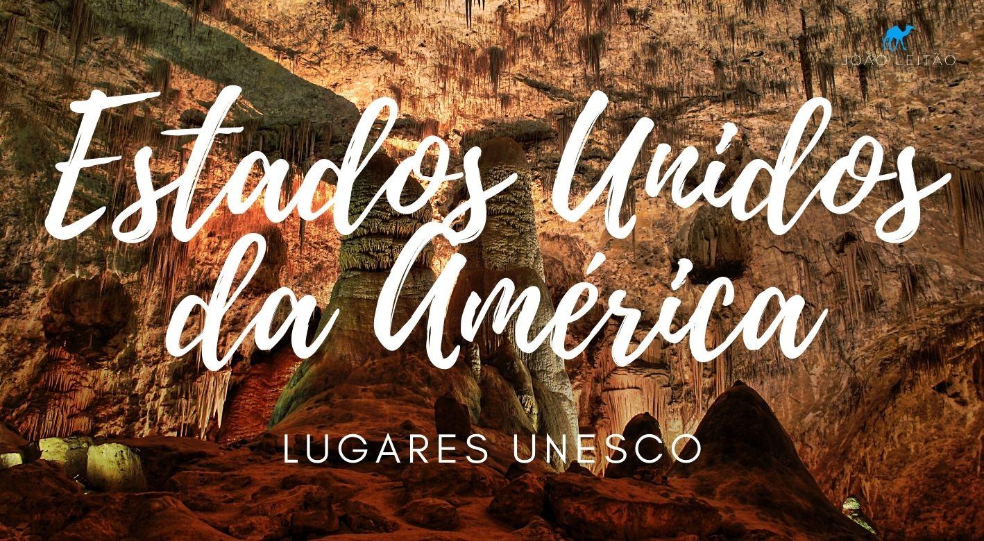Locais UNESCO nos Estados Unidos da América