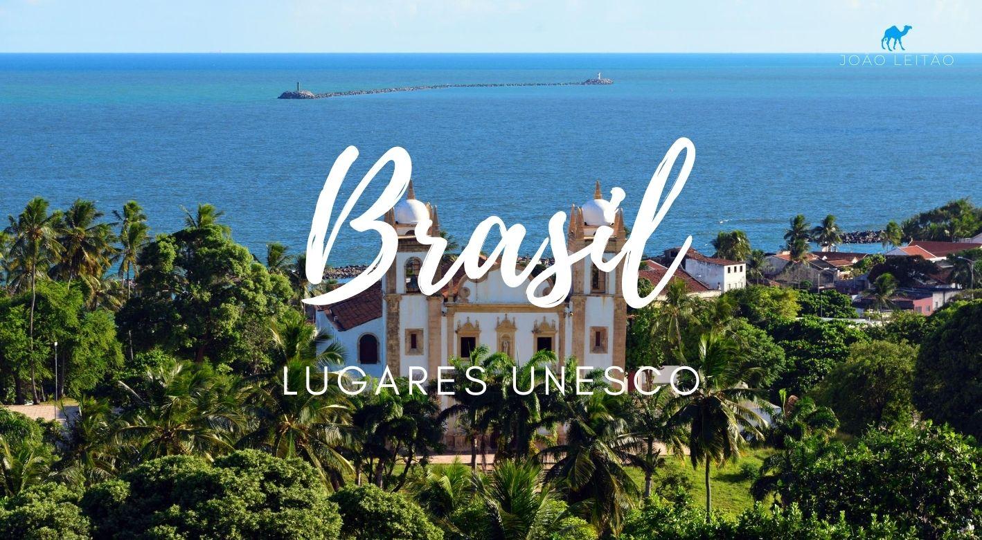 Locais UNESCO no Brasil