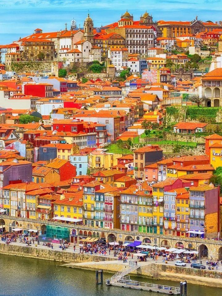 Melhores atrações de Portugal