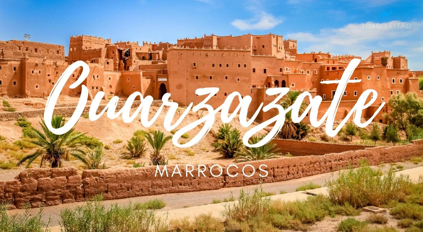 O que fazer em Ouarzazate