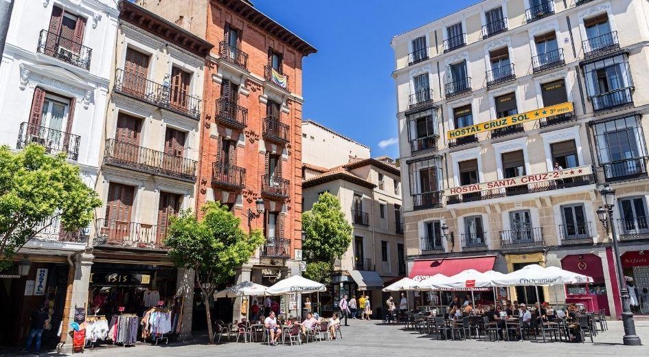 Visitar Madrid Espanha