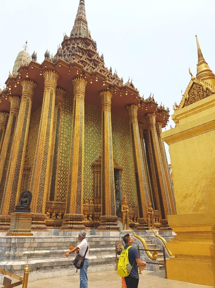 Tailândia Norte vs Sul - Comparação prática 7