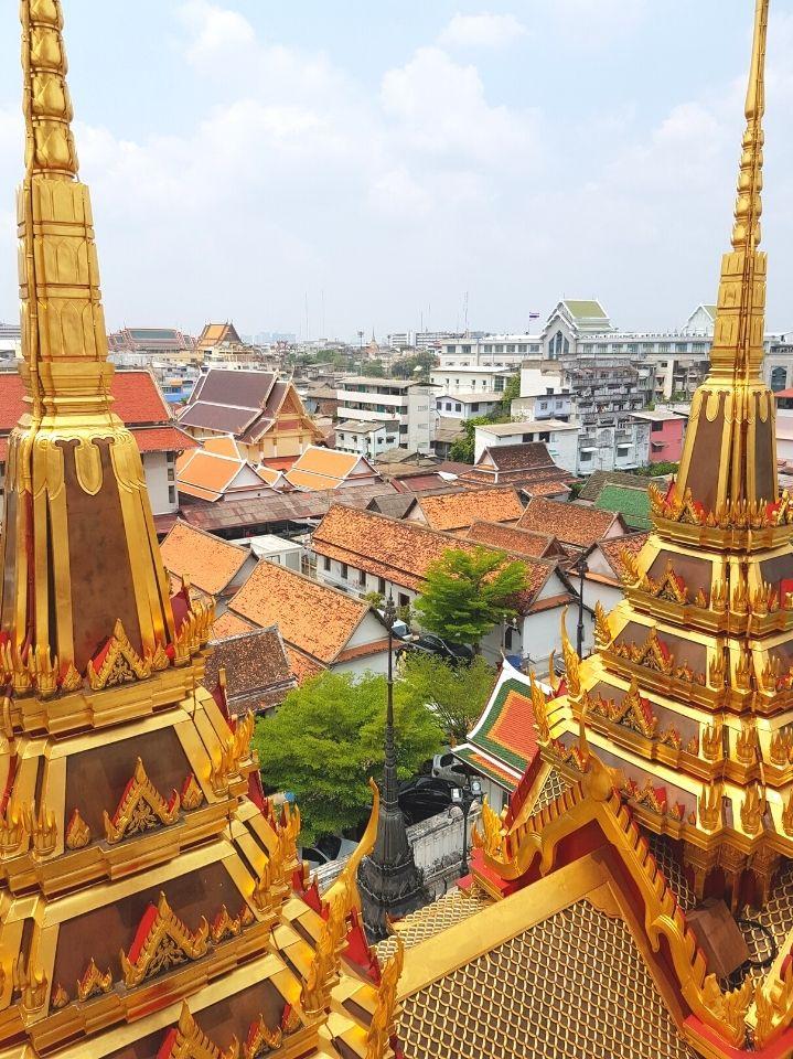 Tailândia Norte vs Sul - Comparação prática 8