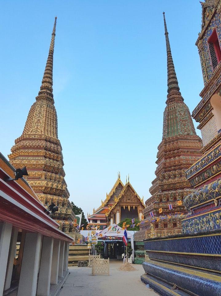 Tailândia Norte vs Sul - Comparação prática 9