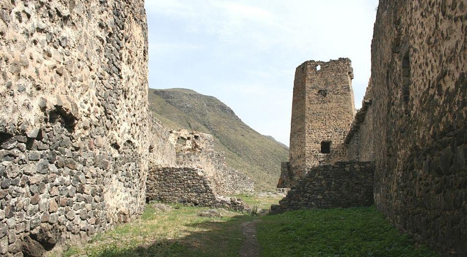 Castelo de Khertvisi