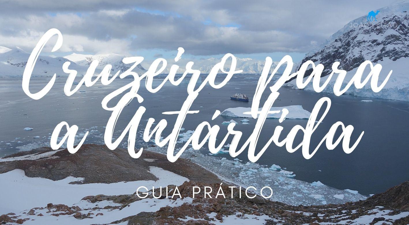 Cruzeiro para a Antártida