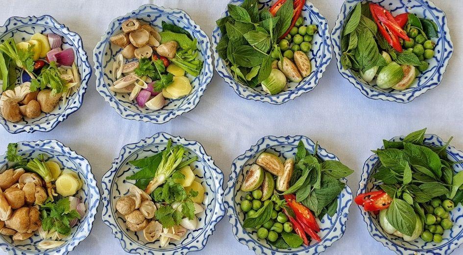 Gastronomia da Tailândia