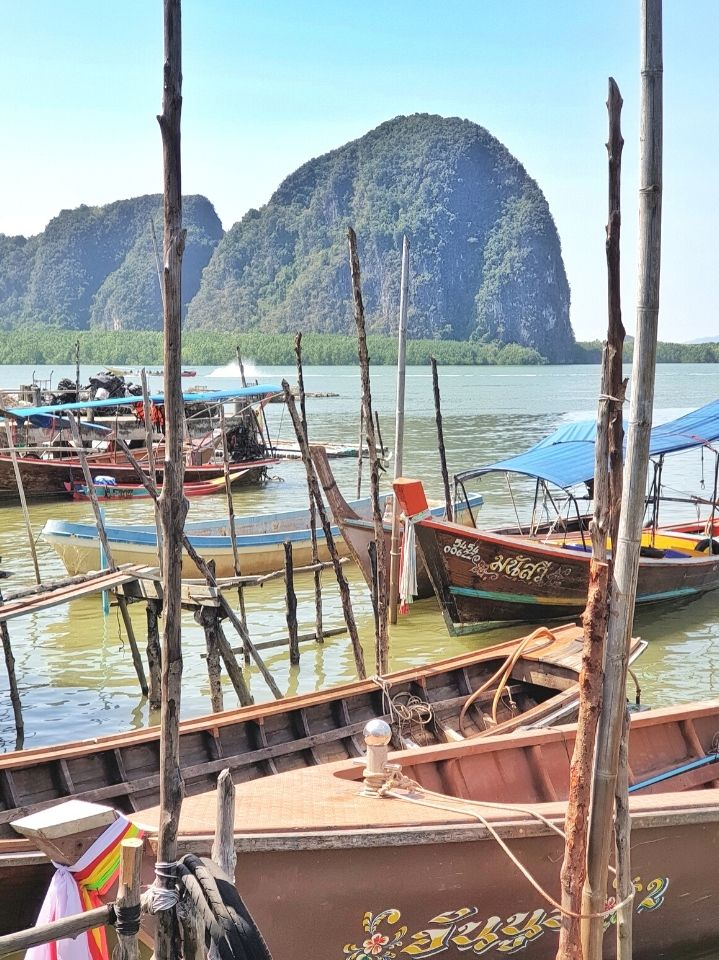 Tailândia Norte vs Sul - Comparação prática 6