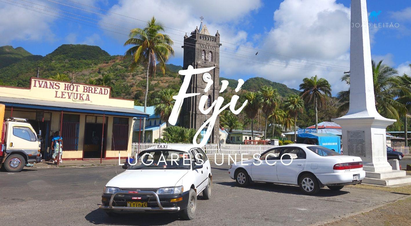 Locais UNESCO em Fiji