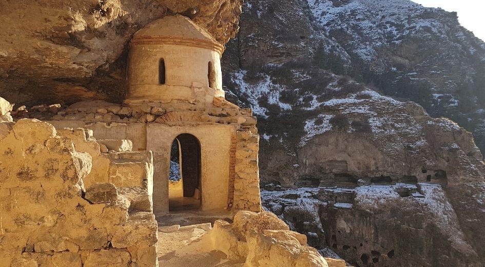 Mosteiro Vanis Kvabebi