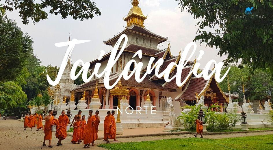 Tailândia Norte vs Sul - Comparação prática 10