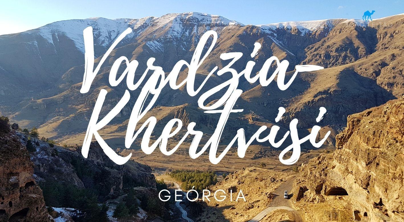 O que fazer em Vardzia-Khertvisi