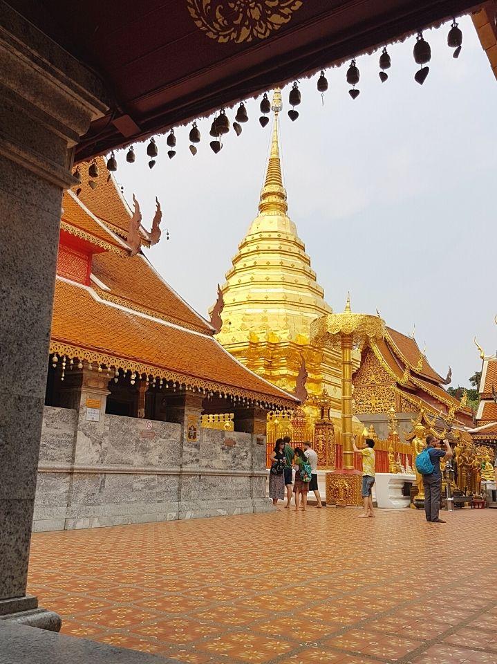 Tailândia Norte vs Sul - Comparação prática 1
