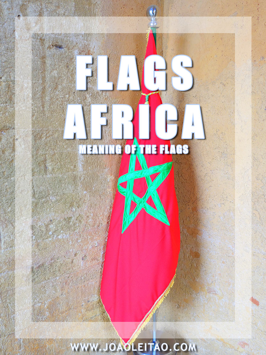 Meaning of the Flags of Africa